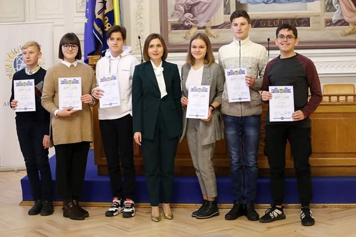 Ірпінські учні — президентські стипендіати - Приірпіння, Освіта, міністр освіти, київщина, ірпінь - Stypend Preza