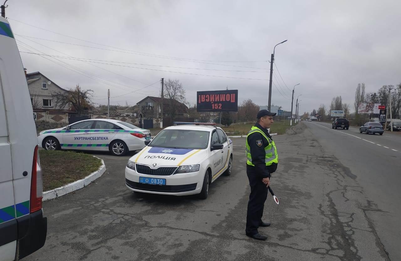 На Васильківщині перевіряють маршрутки і таксі