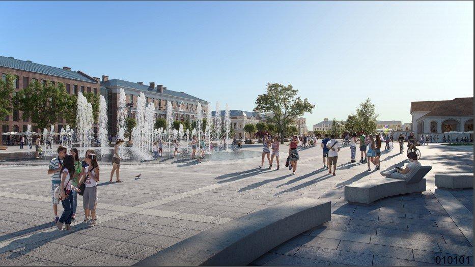 У Білій Церкві визначили переможців реконструкції Торгової площі - реконструкція, Біла Церква - av 5dd644e871032
