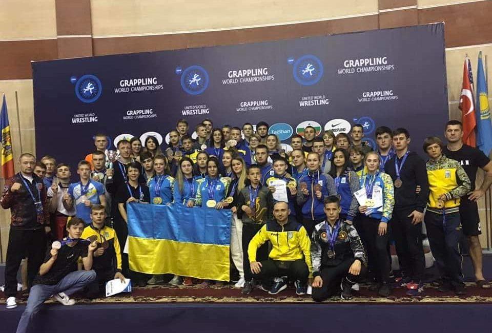 """baku-wc-2019-1 """"Срібло"""" та три """"бронзи"""": ірпінські студенти відзначилися на чемпіонаті світу з грепплінгу"""