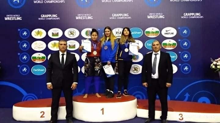 """baku-wc-2019-Chehr-0 """"Срібло"""" та три """"бронзи"""": ірпінські студенти відзначилися на чемпіонаті світу з грепплінгу"""