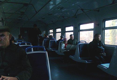 Київпастранс: 12 рейсів міської електрички скасовано -  - d0724eb