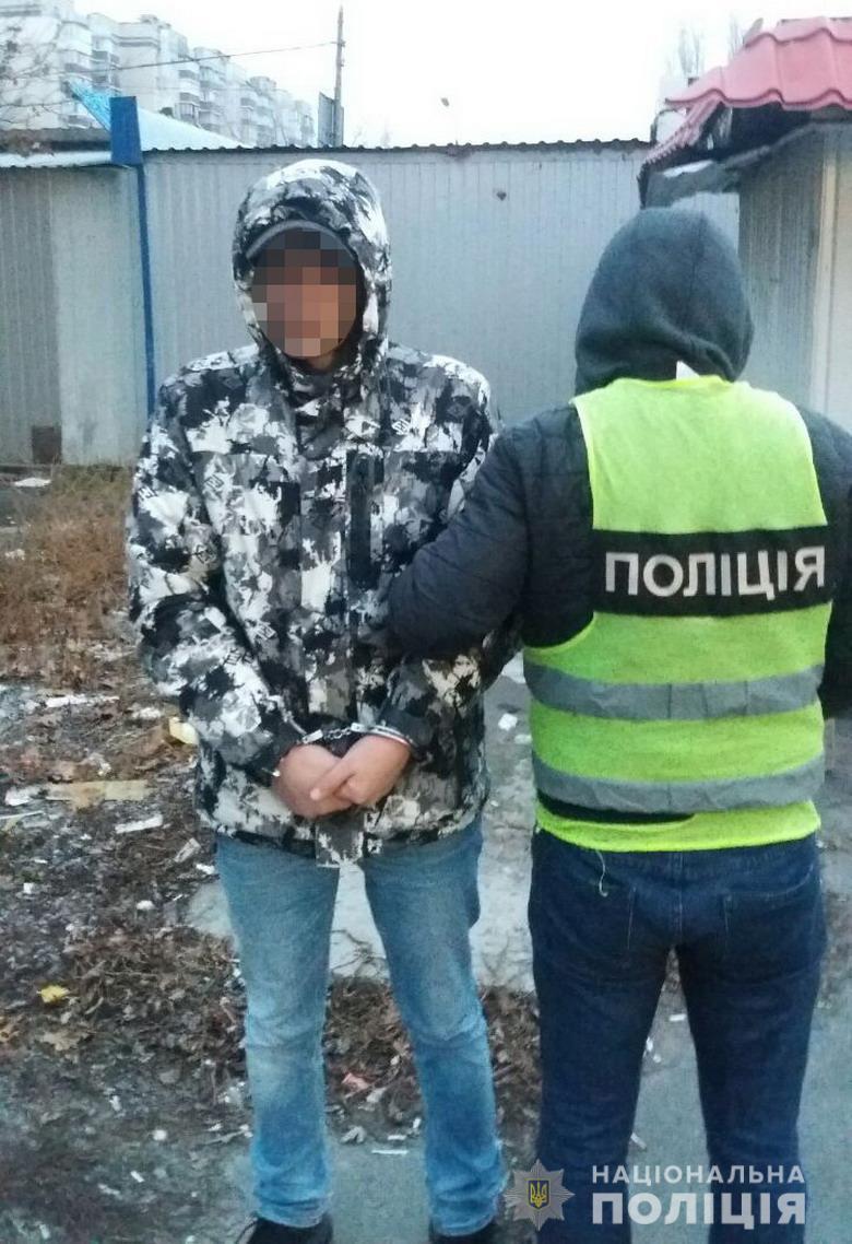 У Києві затримали квартирного крадія -  - deskvart211119