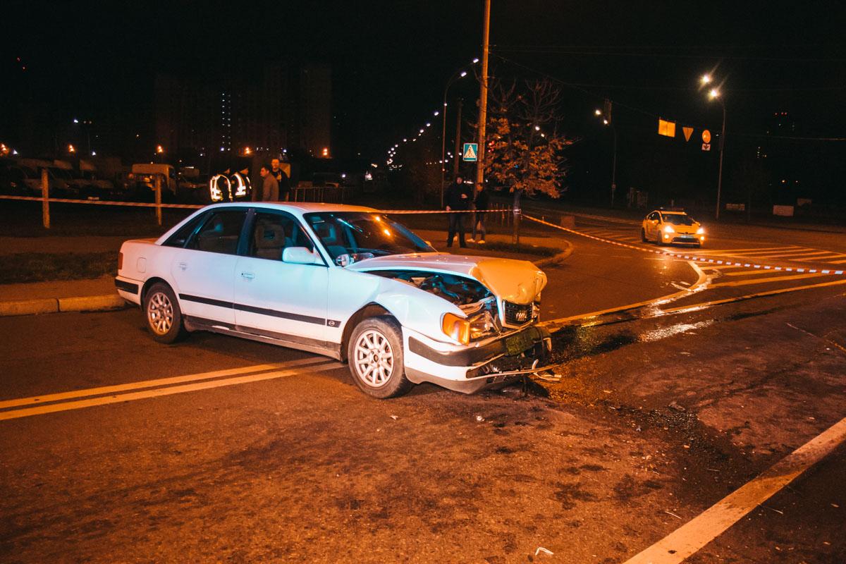 П'яний водій легковика спричинив лобове зіткнення -  - dtp 5 iz 9