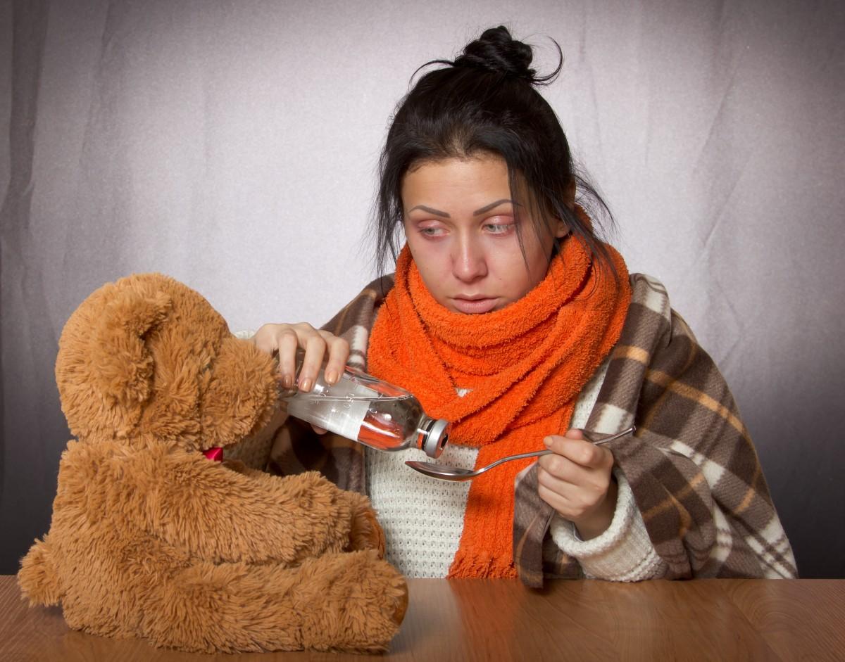 Як захиститися від грипу та застуди - хвороба, українці, Україна, статистика, поради, захворювання, Життя, грип - girl flu medication toy 1382309