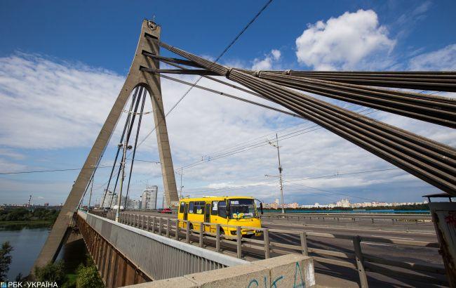 Завтра на Північному мосту частково обмежать рух -  - img 7977 1 1 id50313 650x410 1 650x410