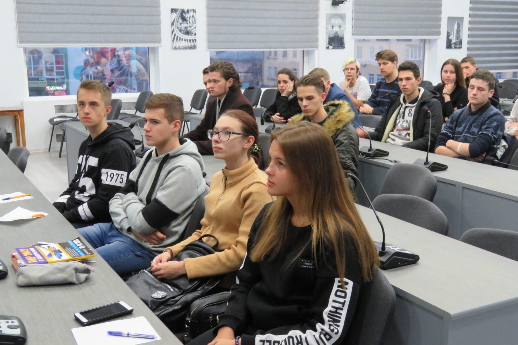 Білоцерківська молодь стажується у міськраді - стажування, Біла Церква - imgbig 1 3 2000x1333