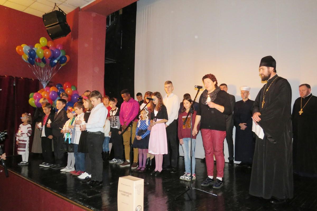 У Білій Церкві відбулася спільна молитва за сиріт -  - imgbig 2