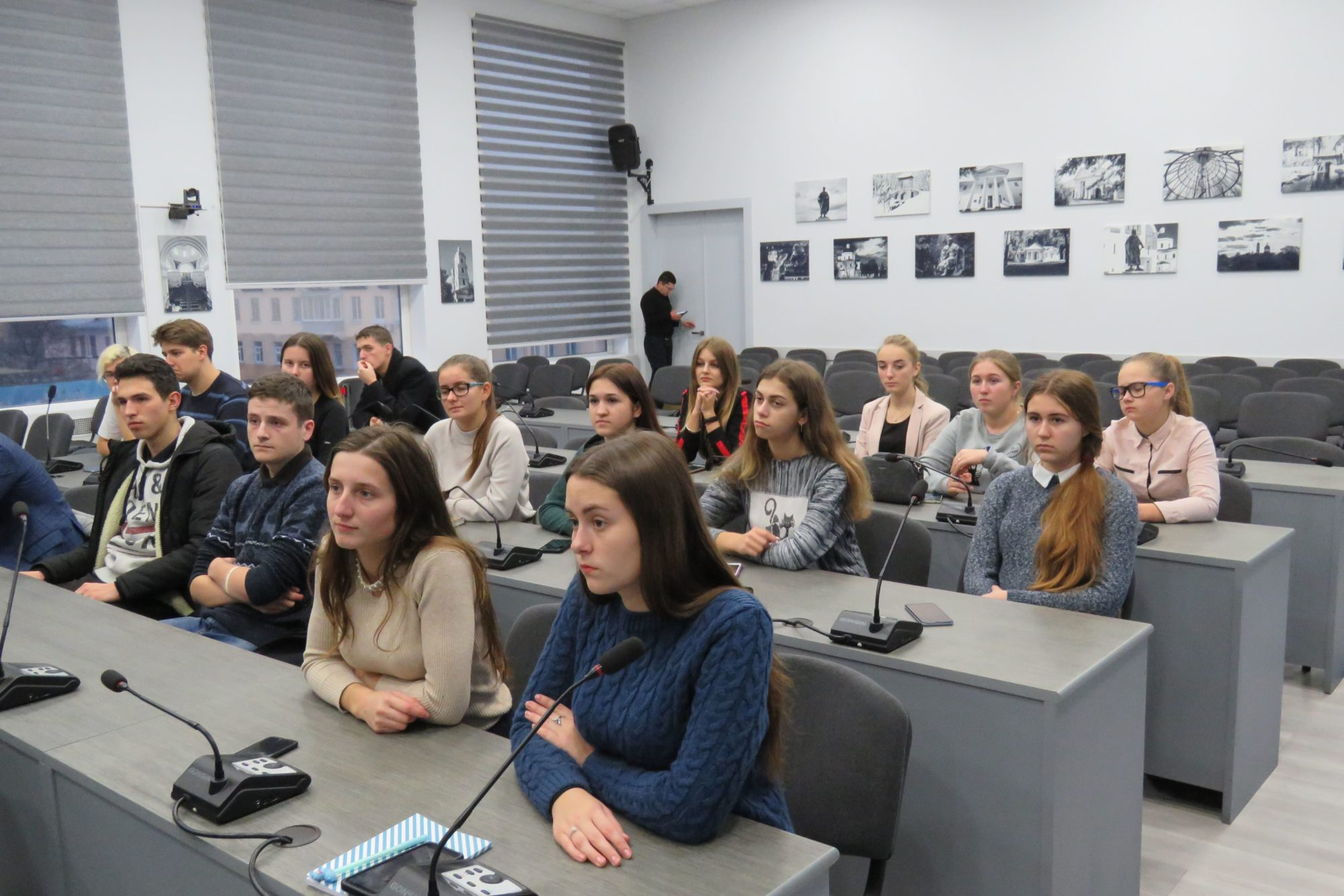 Білоцерківська молодь стажується у міськраді - стажування, Біла Церква - imgbig 9 2000x1333