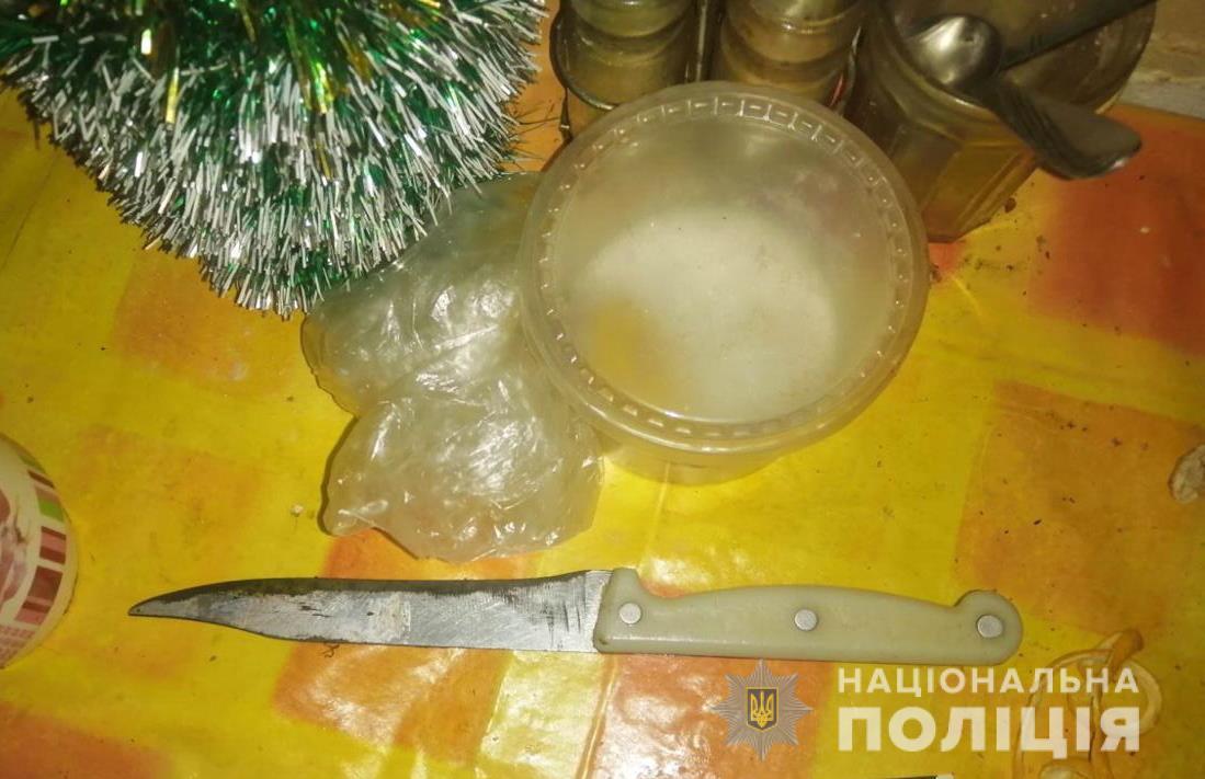 Києво-Святошинський район: чоловік ударив товариша ножем у живіт -  - malyut1