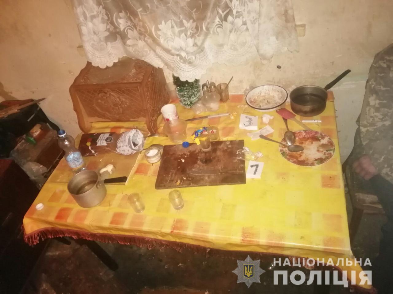 Києво-Святошинський район: чоловік ударив товариша ножем у живіт -  - malyut2