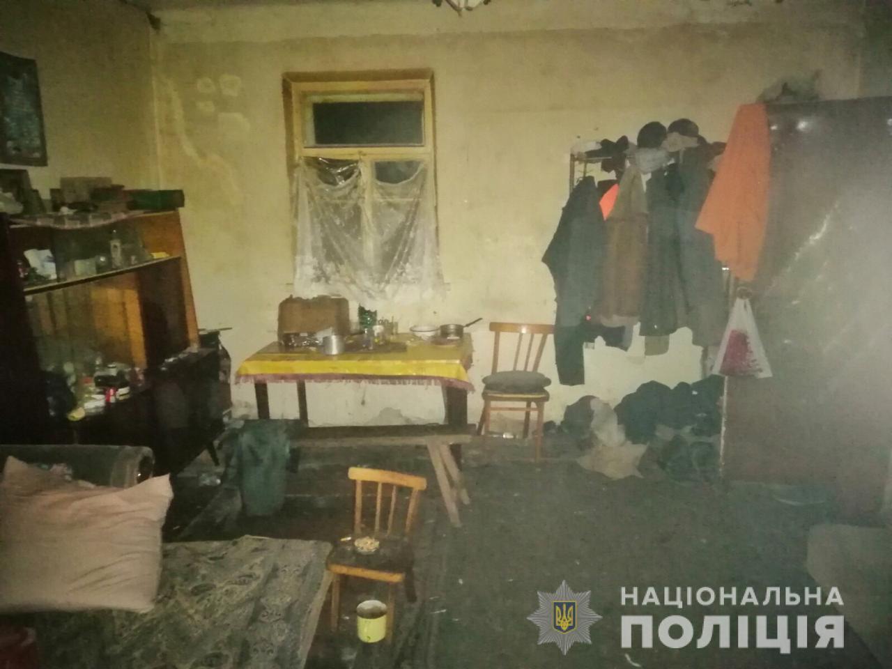 Києво-Святошинський район: чоловік ударив товариша ножем у живіт -  - malyut3