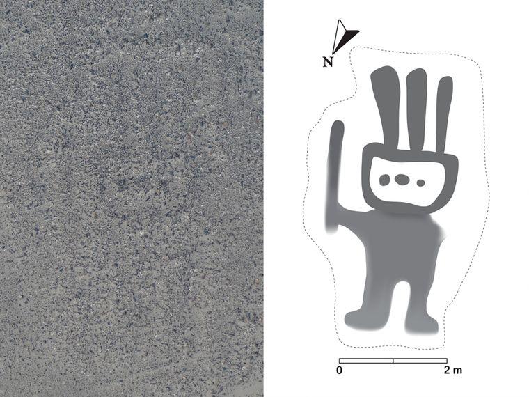 На плато Наска вчені виявили 143 нових малюнки -  - medium 4