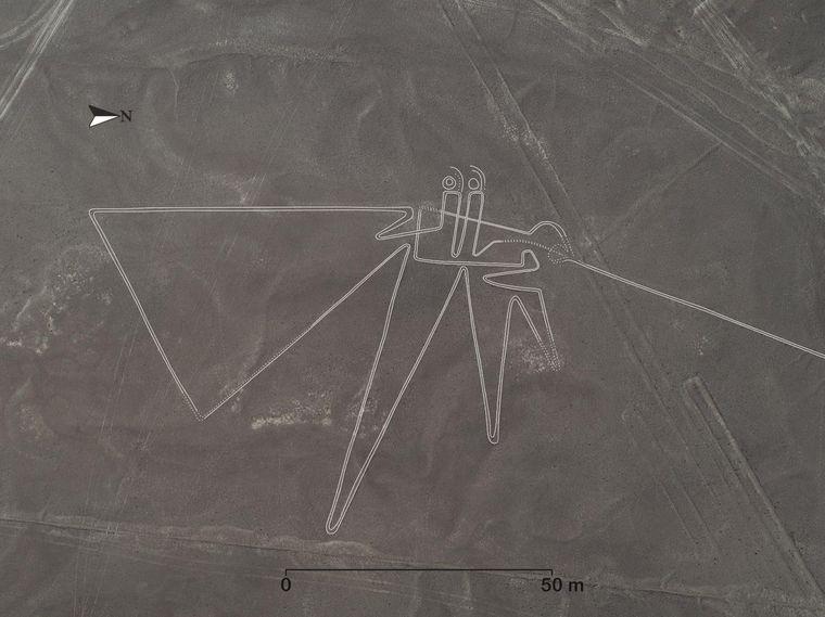 На плато Наска вчені виявили 143 нових малюнки -  - medium 5