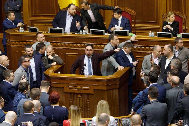 Парламент попередньо підтримав закон про ринок землі -  - medium