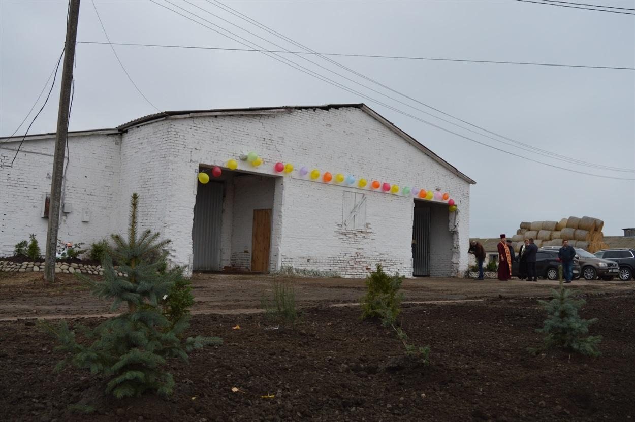 На Переяславщині відкрили корівник за  3 млн гривень -  - o 1dpfmcfctfamnca19ppgk6348n