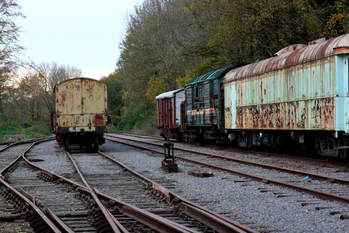 В Україні заборонять ввезення старих російських залізничних вагонів -  - regnum picture 1535111259337509 normal