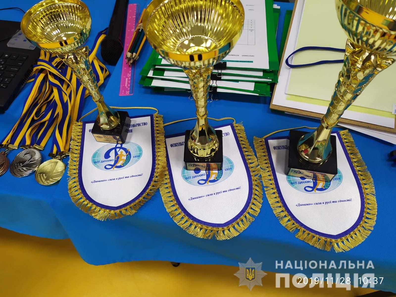 """sportukr1 В Українці на Київщині відбувся спортивний фестиваль """"Здорова нація"""""""