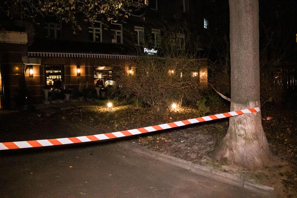 У центрі столиці в житловому будинку прогримів вибух -  - vibuh 5