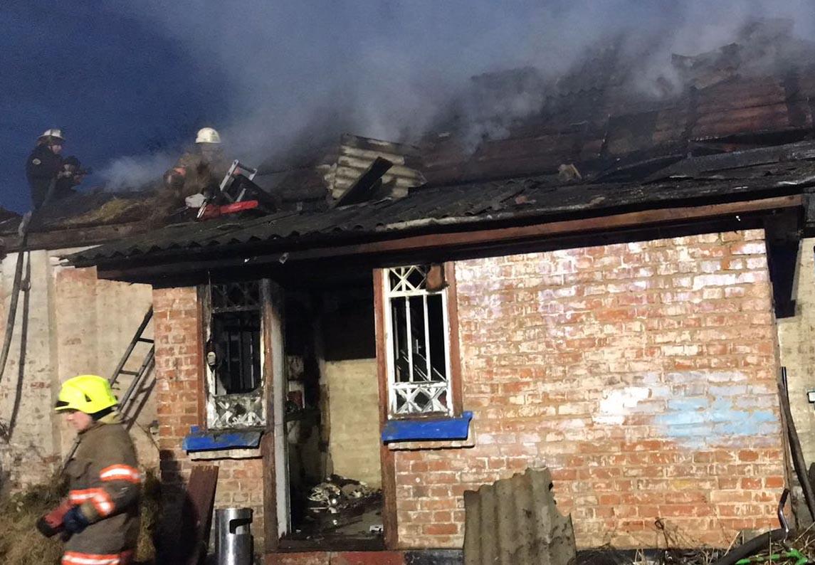 У Броварському районі в пожежі загинула людина -  - yzobrazhenye viber 2019 11 07 20 58 06