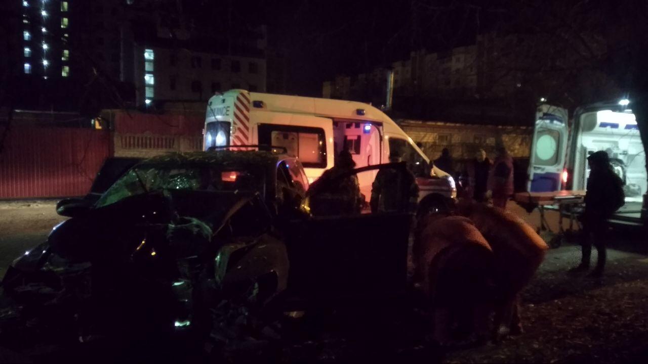 Знову ДТП в Броварах. Троє постраждалих: дівчина в комі -  - yzobrazhenye viber 2019 11 24 11 07 03