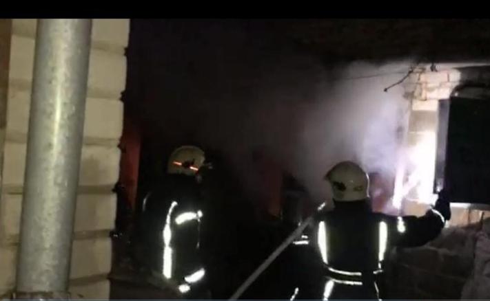 Попарились: у Святопетрівському вщент згоріла лазня -  - yzobrazhenye viber 2019 11 24 18 01 49