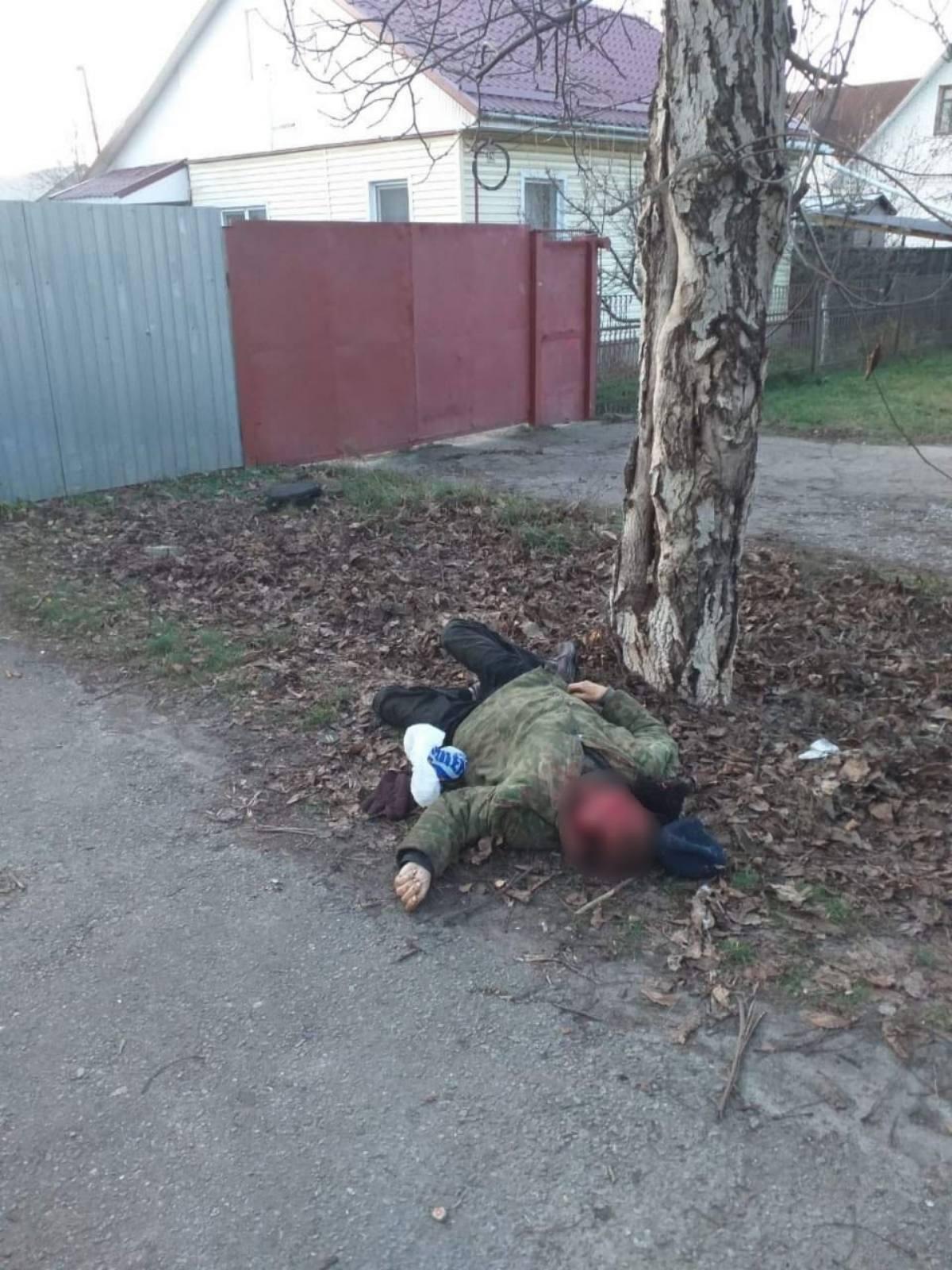 У Броварах виявили тіло загиблого через ДТП: винуватця розшукують -  - yzobrazhenye viber 2019 11 25 09 58 09