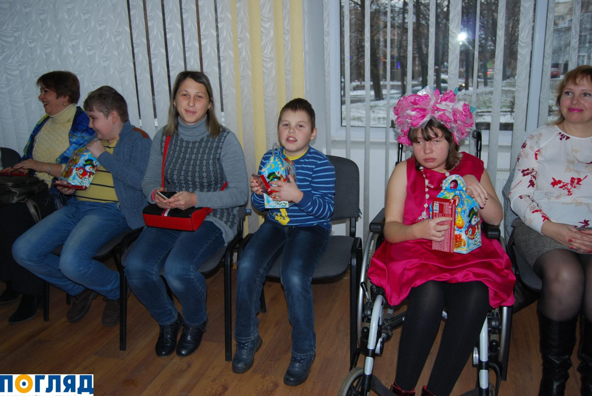 Яскраве свято для дітей Василькова з особливими потребами