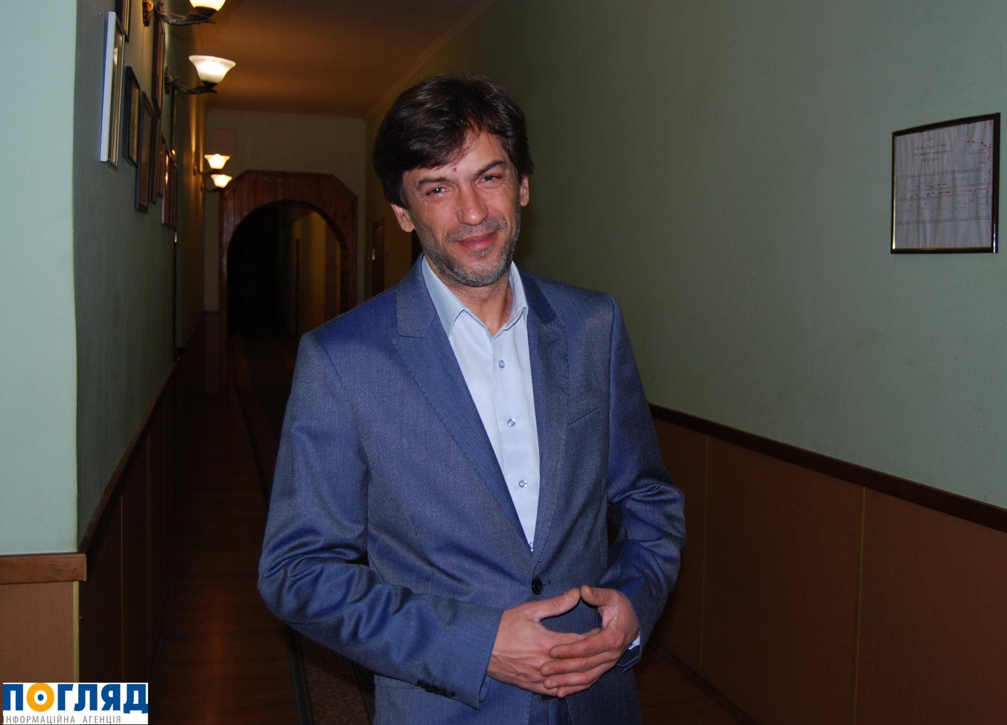 Допрем'єрний показ вистави за участі зірок театру і кіно вперше у Василькові -  - 000DSC 3628 2000x1441