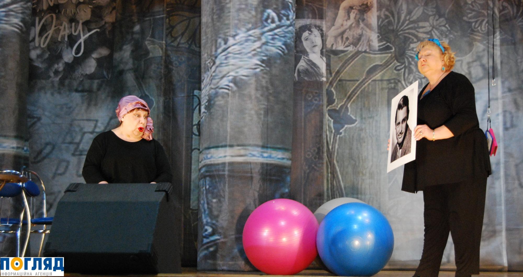 Допрем'єрний показ вистави за участі зірок театру і кіно вперше у Василькові -  - 000DSC 3665 2000x1061