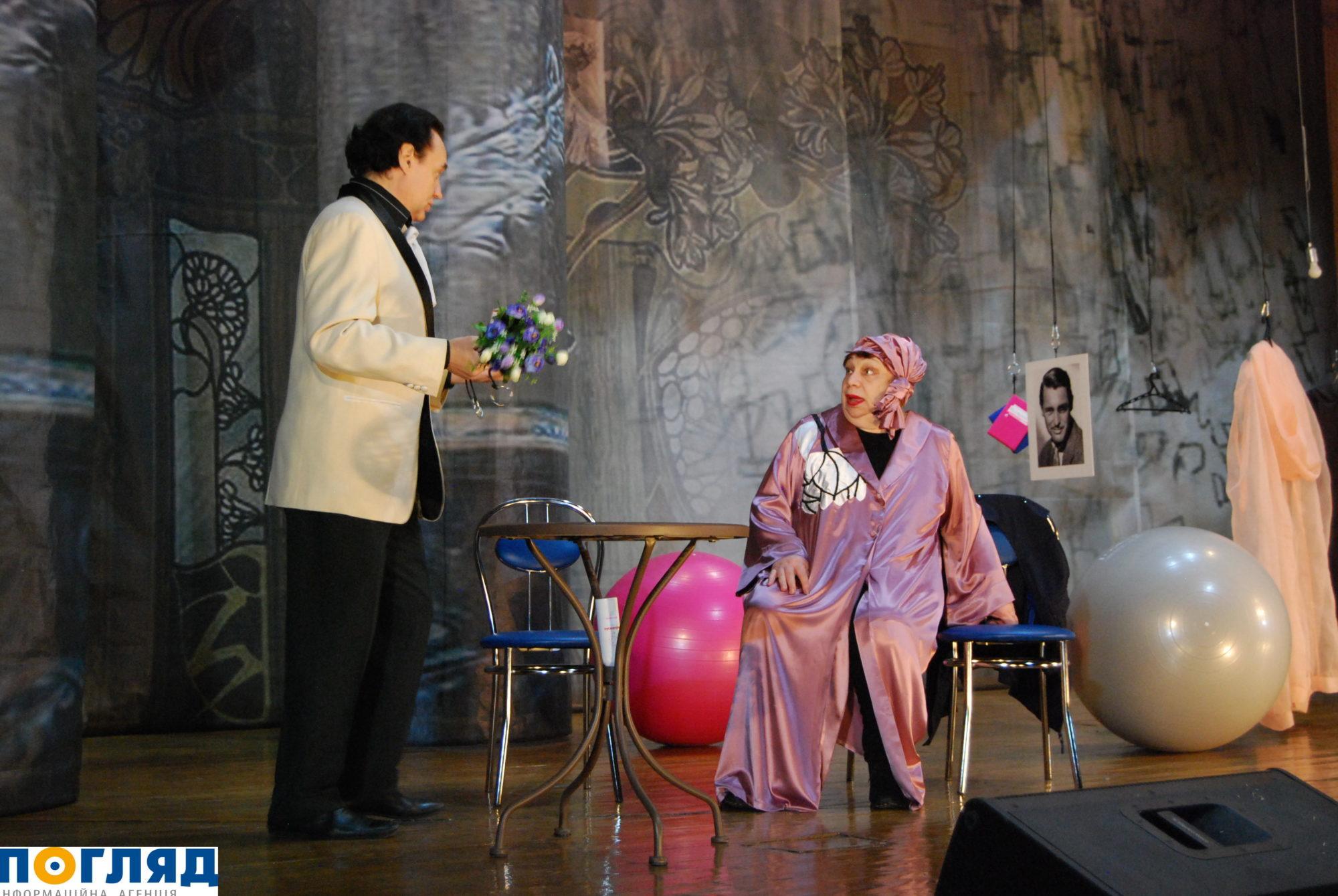 Допрем'єрний показ вистави за участі зірок театру і кіно вперше у Василькові -  - 000DSC 3686 2000x1339