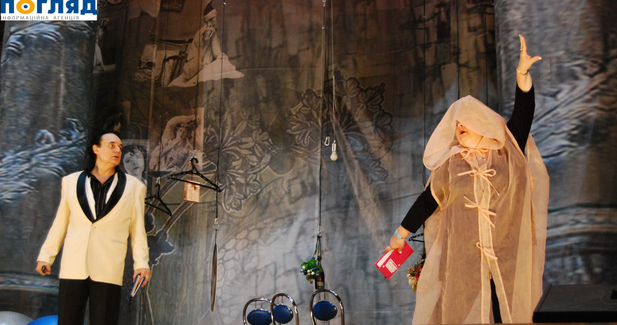 Допрем'єрний показ вистави за участі зірок театру і кіно вперше у Василькові -  - 000DSC 3702 2000x1054