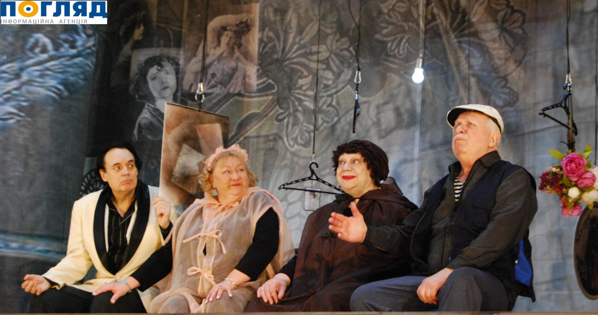 Допрем'єрний показ вистави за участі зірок театру і кіно вперше у Василькові -  - 000DSC 3703 2000x1054