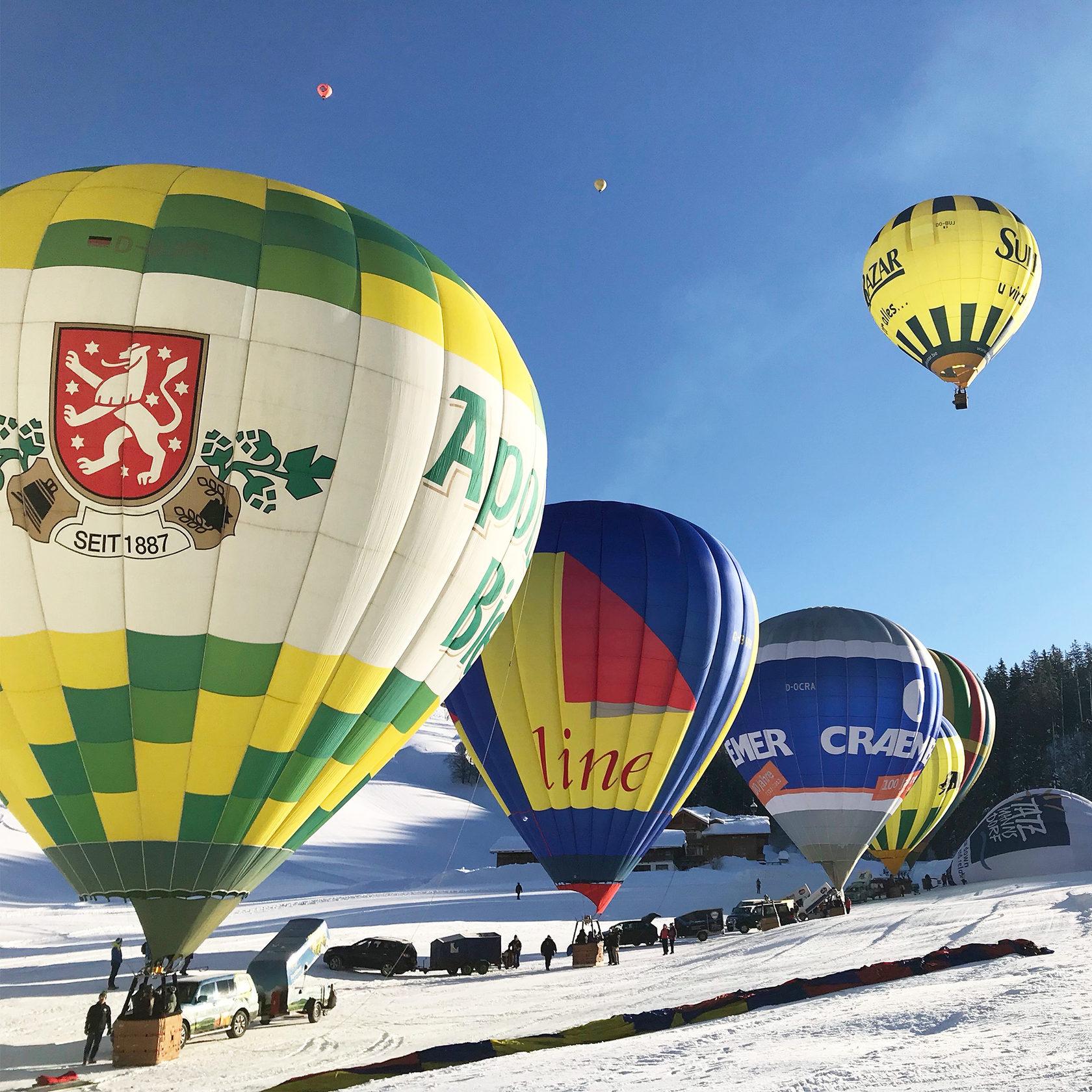 1-4 Свято наближається: фестиваль повітряних куль на Київщині