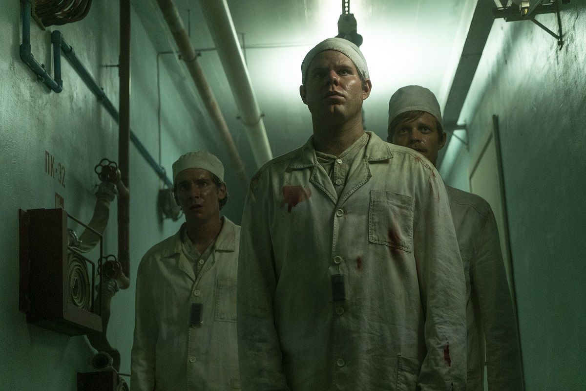 Серіал «Чорнобиль» номіновано на премію «Золотий глобус» -  - 1001ec6923f0fc0daef395098e6a3a52