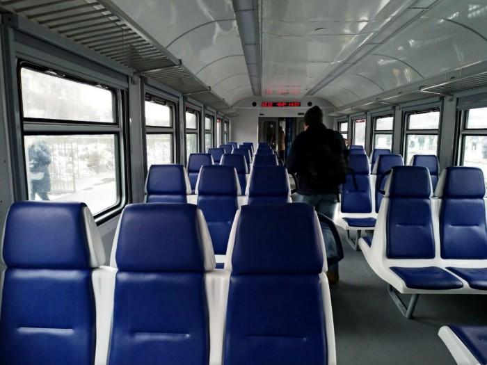 12 рейсів скасовано: вечірні зміни у роботі міської електрички -  - 1068