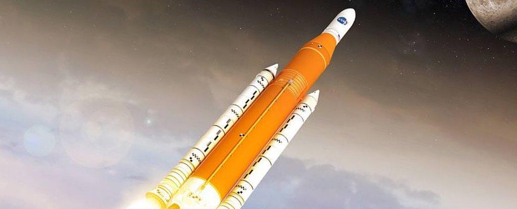 В NASA створили найдовшу ракету в історії - ракета, Місяць, космос, Артеміда, NASA - 10 raketa3