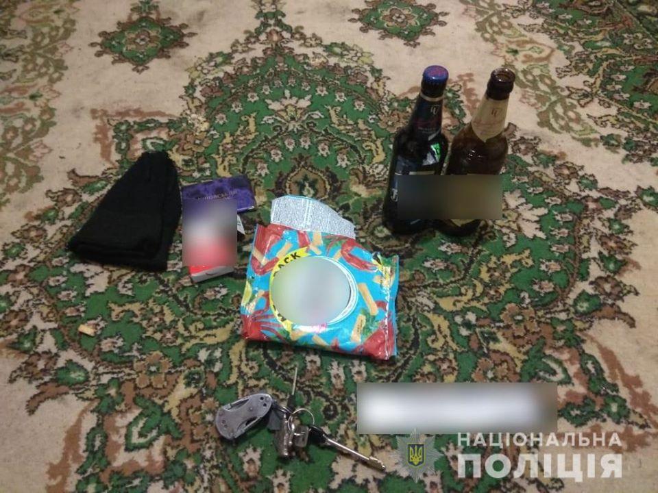 «Бородянський дебошир» спочатку викрав алкогольні напої, а потім ще 5 пляшок пива - пограбування, крадіжка, Бородянський район - 11 kradizhka2