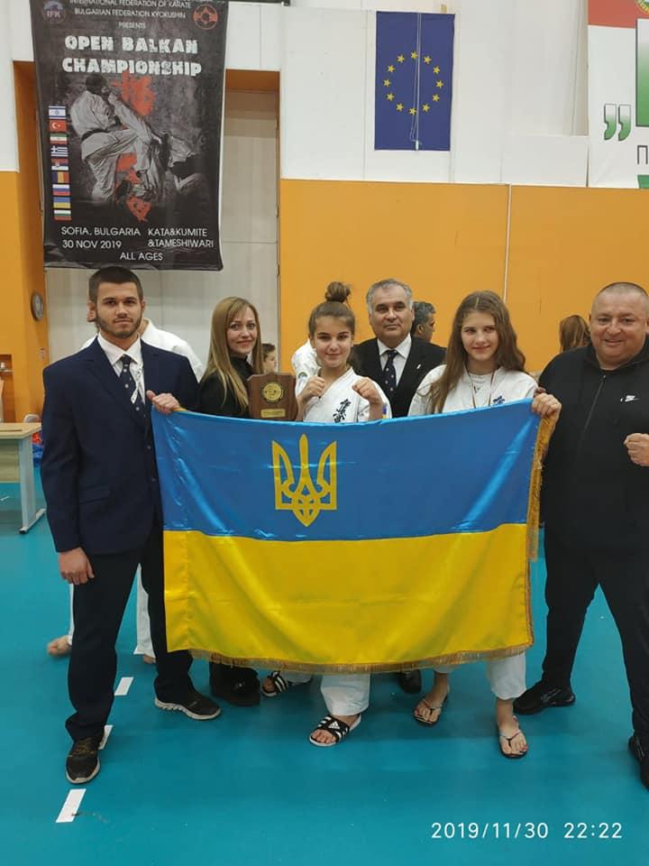 Вишгородчанка стала призеркою міжнародних змагань - київщина, Змагання, Вишгород, Болгарія - 1203 Tat3