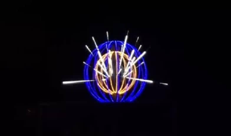 Новорічна ялинка у Вишгороді: жодне живе деревце не постраждає - новорічна ялинка, київщина, Вишгород - 1205 Kulya