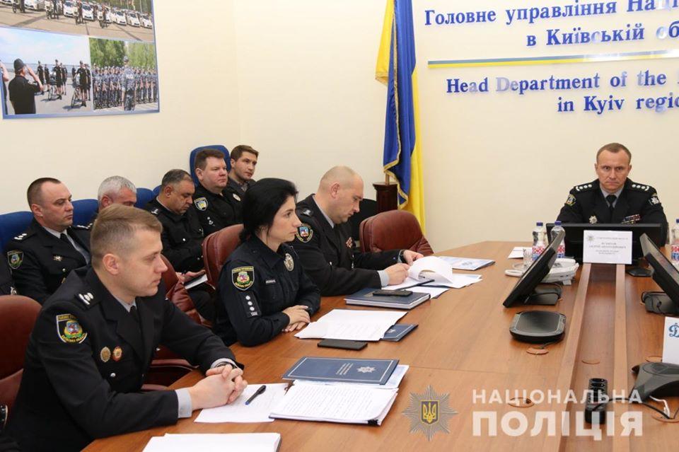 На Київщині рівень злочинності знизився з 18 до 15 тисяч кримінальних правопорушень - підсумки, Нєбитов, київщина - 1206 Upr pol1