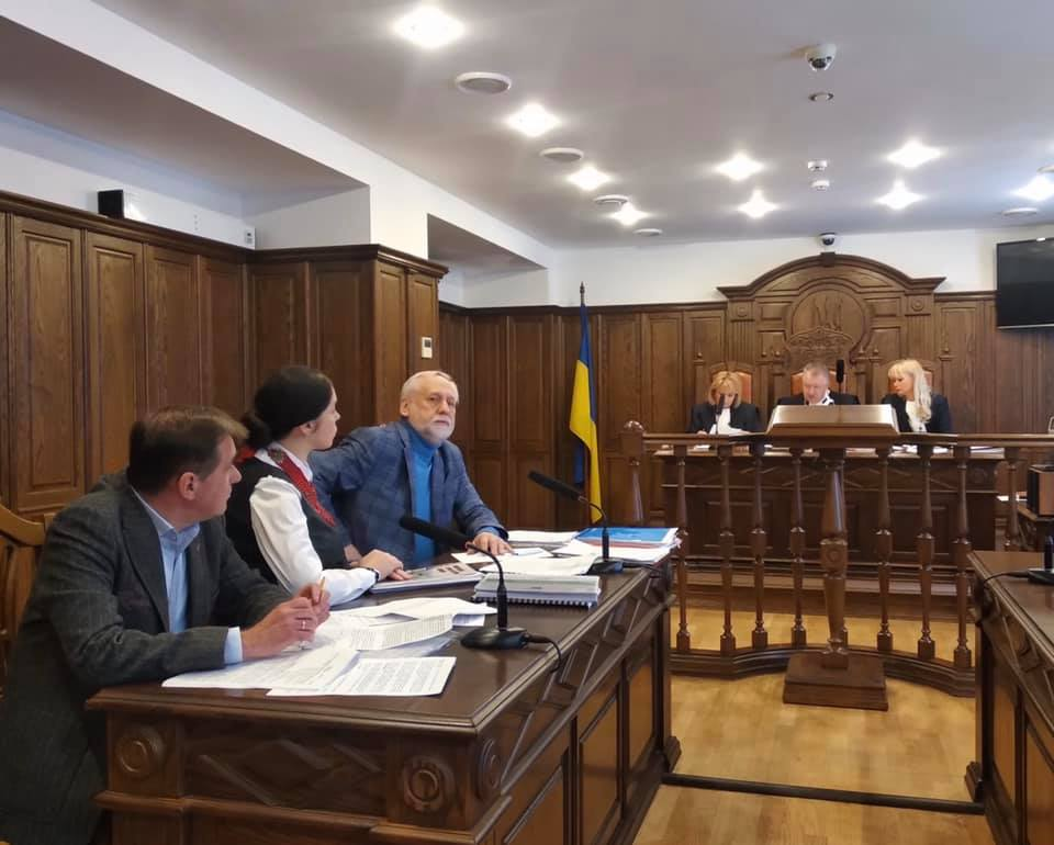 Суд усунув «когнітивний дисонанс» Вишгородського Історичного музею -  - 1209 Klyukva sud1