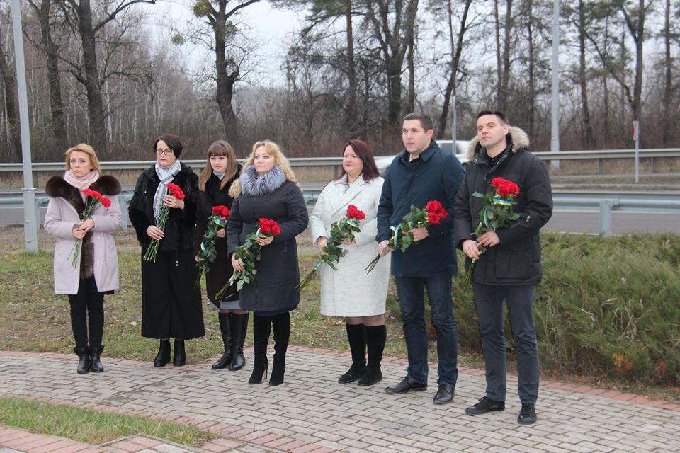 1213_CHAES1 На Вишгородщині вшанували пам'ять ліквідаторів наслідків аварії на ЧАЕС