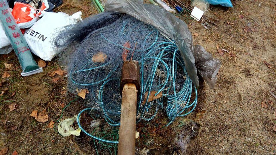 1213_ryba3 На Вишгородщині знищили рибальські знаряддя браконьєрів з усієї Київщини