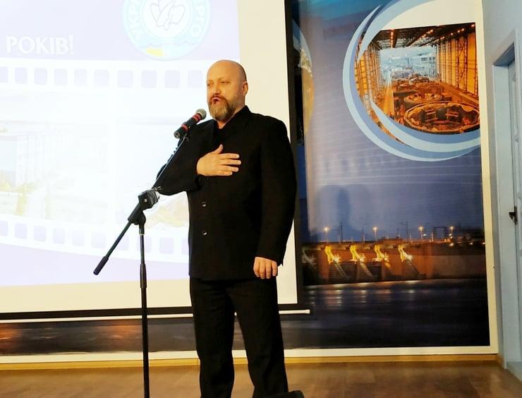 Київська ГЕС відзначає 55-річчя - ювілей, модернізація, київщина, Київська ГЕС, Вишгород - 1218 KYyiv GES vokal