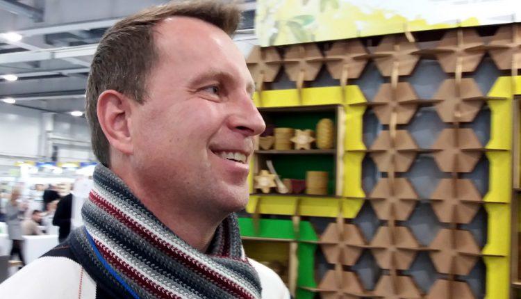 Українське ноу-хау: мед у воскових баночках - Україна, світ, мед, експорт, Економіка - 1225 Med Gorb