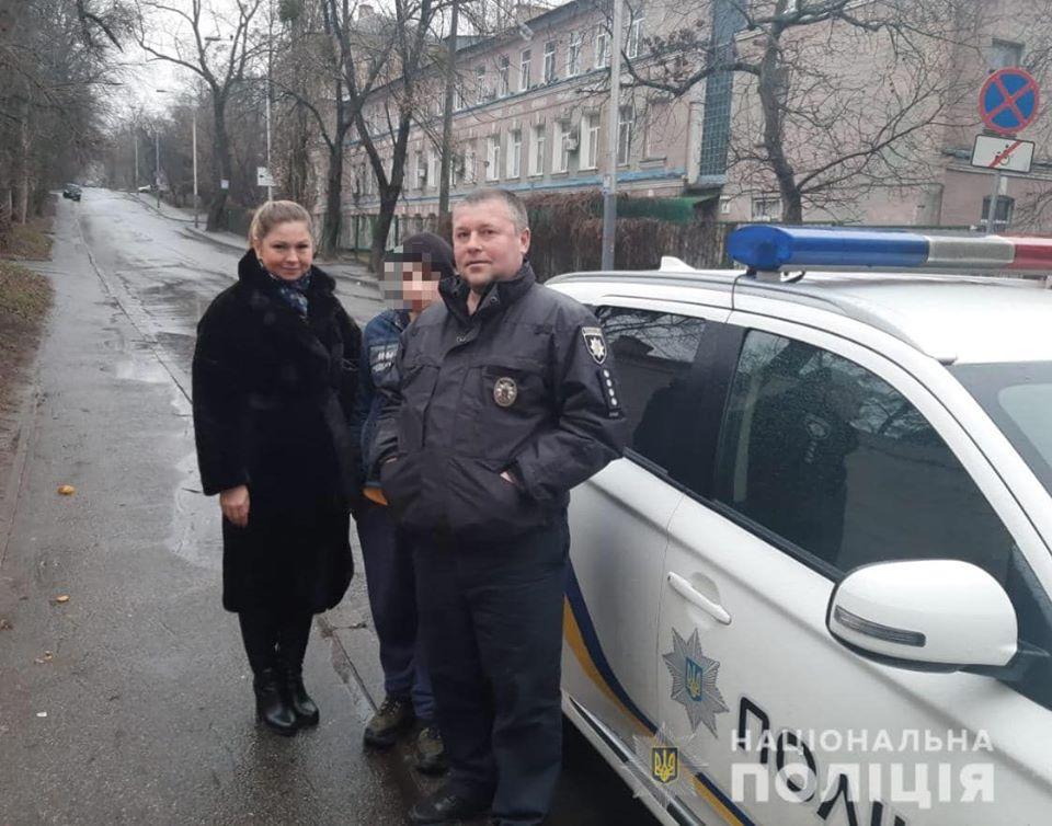 Поліцейські Київщини знайшли усіх 8 дітей, зниклих за минулу добу - розшук дітей, Поліція, київщина - 1225 Polits osn