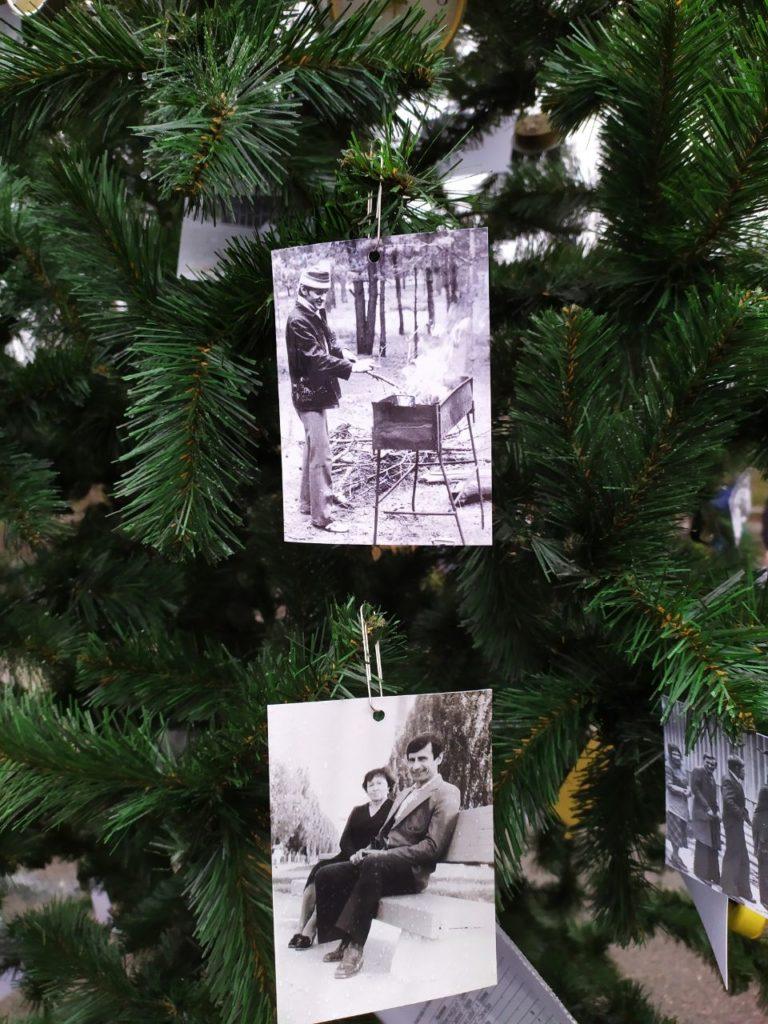 Вперше після аварії на ЧАЕС у Прип'яті встановили новорічну ялинку - Чорнобильська катастрофа, ЧАЕС, новорічна ялинка, київщина - 1225 Prypyat1