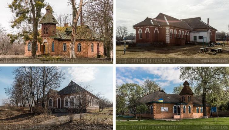 Унікальні земські школи Сластіона планують  передати під охорону ЮНЕСКО - Україна, Полтавщина, Архітектор - 1231 Slastion osn