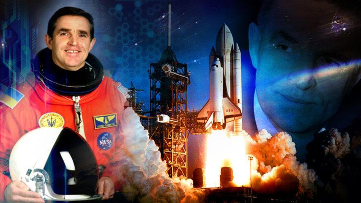 Про першого українського космонавта Леоніда Каденюка знімуть фільм -  - 13 10 730x410